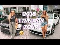 TWIN Car Tour 2018! New VW Beetles★ Buying Our FIRST Cars!!!
