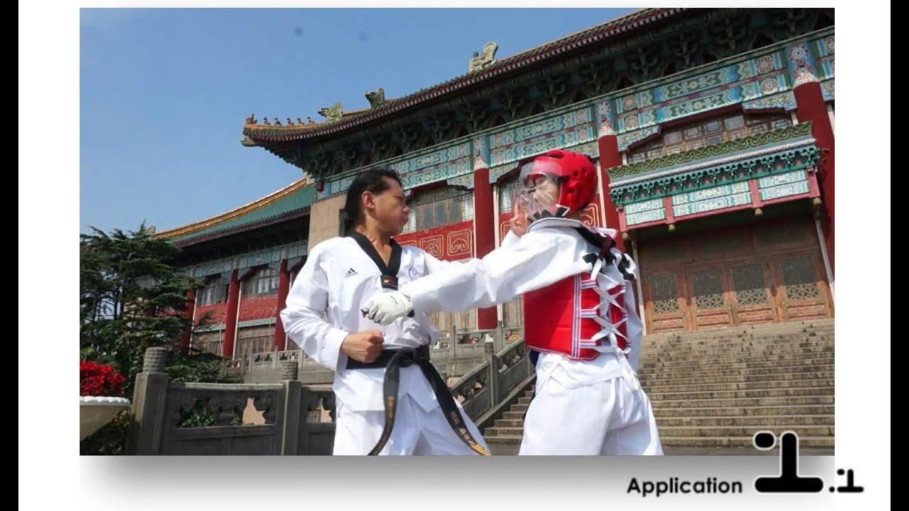 07 太極七章 太极七章 Taegeuk 7 Jang 跆拳道品勢