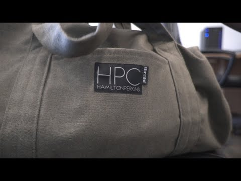 Duffle Bag Review || Hamilton Perkins Collection || Sustainable Brands
