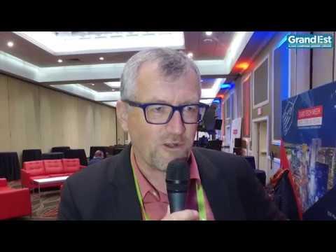 CES Las Vegas 2018 - Région Grand Est - Jean Luc Bischoff - Université Haute-Alsace