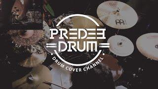 Charlie Puth - Marvin Gaye ft. Meghan Trainor (Drum Cover) | PreedeeDrum