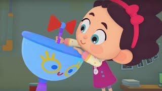 Четверо в кубе - Кубо роботы - развивающий мультфильм для детей - про роботов