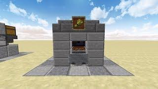 TAM OTOMATİK YENİ MİNİ FARM Minecraft