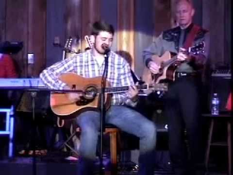 Alan Jacksons Blueridge Mountain Song  performed  Wyatt Wood at Kentucky Opry in Draffenville,KY
