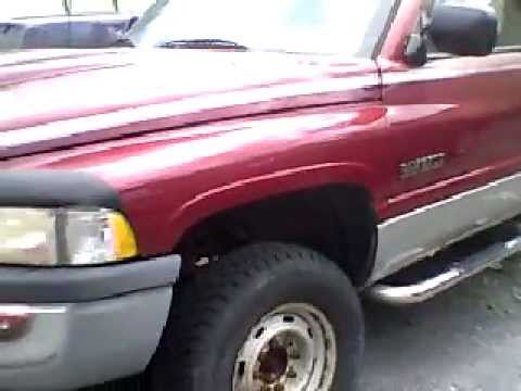 1994 Dodge Ram 2500 4x4 Cummins Turbo Diesel Walkaround ...