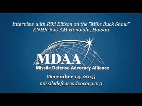 "December 14, 2015 Interview with Riki Ellison on the ""Mike Buck Show"""