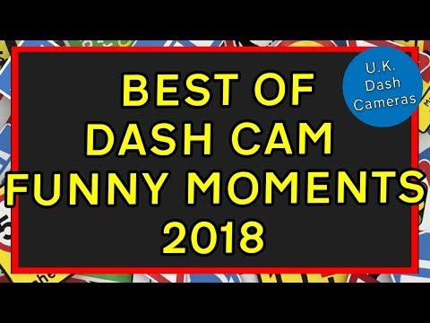 Best Of Dashcam Funny Moments 2018 - U.K. Dash Cameras Special