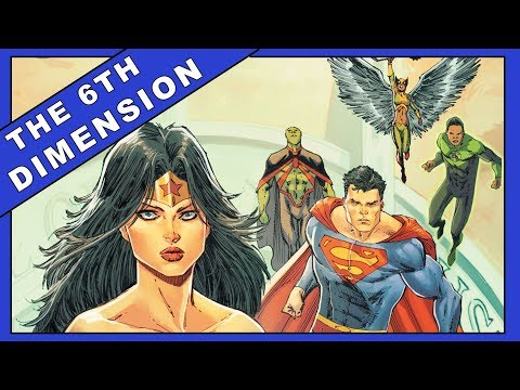 The 6th Dimension | Justice League #19