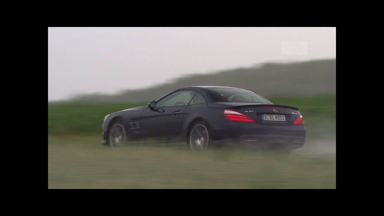Mercedes SL 65 AMG Leistung im berfluss  Die Tester  auto