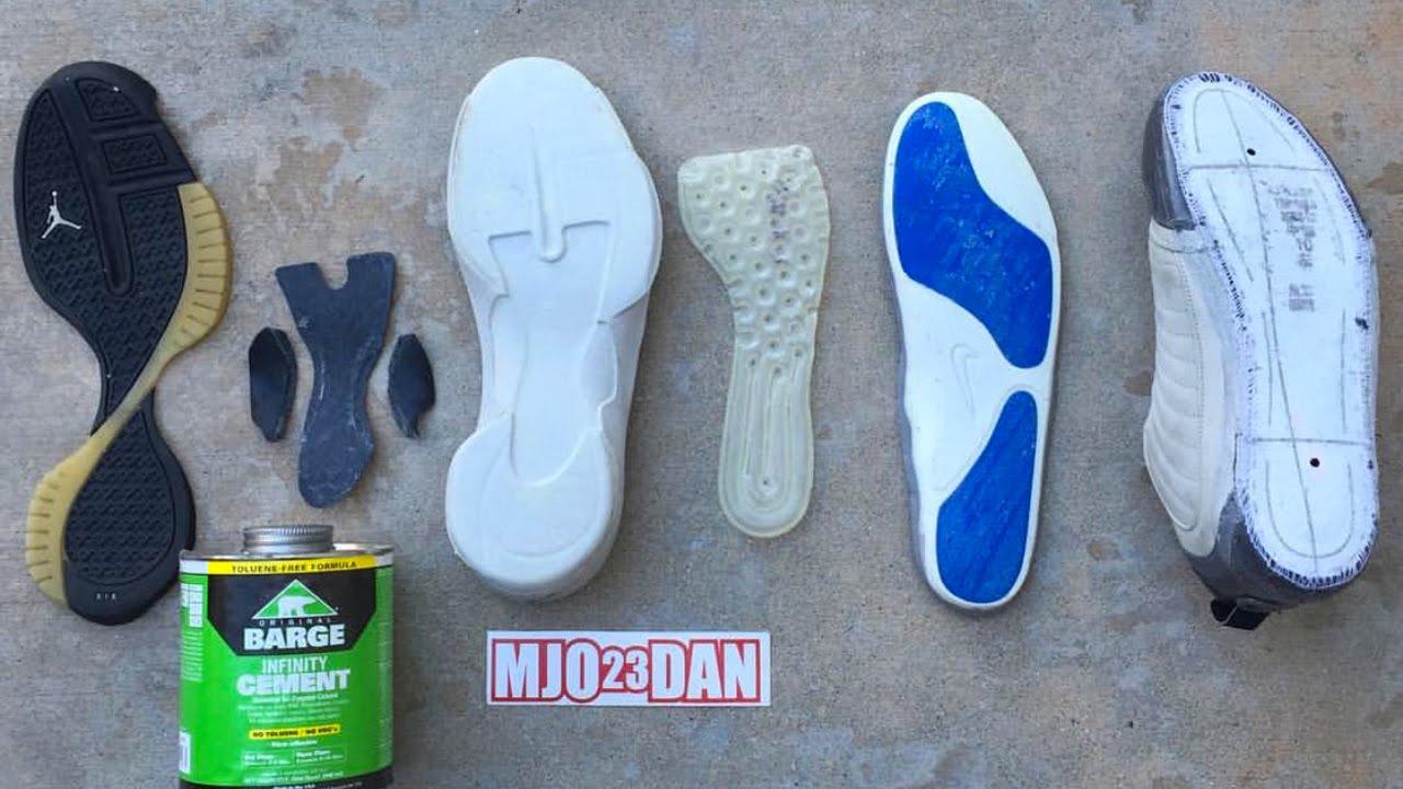 e1900773dadf The Air Jordan 19 XIX Low Restore Project - YouTube