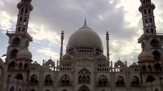 Tasawwur me jo darbare by Affan Dharampuri Jamia Rahmania Khambiya