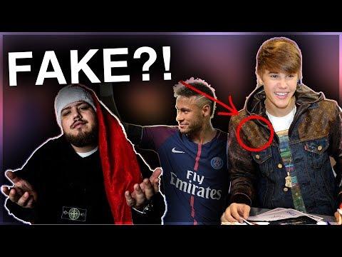8 KÄNDISAR BUSTED MED FAKE KLÄDER **Justin Bieber?!**