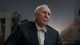 All The Way: Frank Langella as Senator Richard Russell (HBO Films)