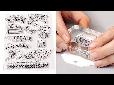 How To Create Stylish And Cute Handmade Birthday Cards