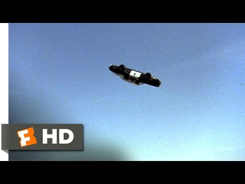 The Blues Brothers (1980) - The Bluesmobile Does a Backflip Scene (8/9) | Movieclips