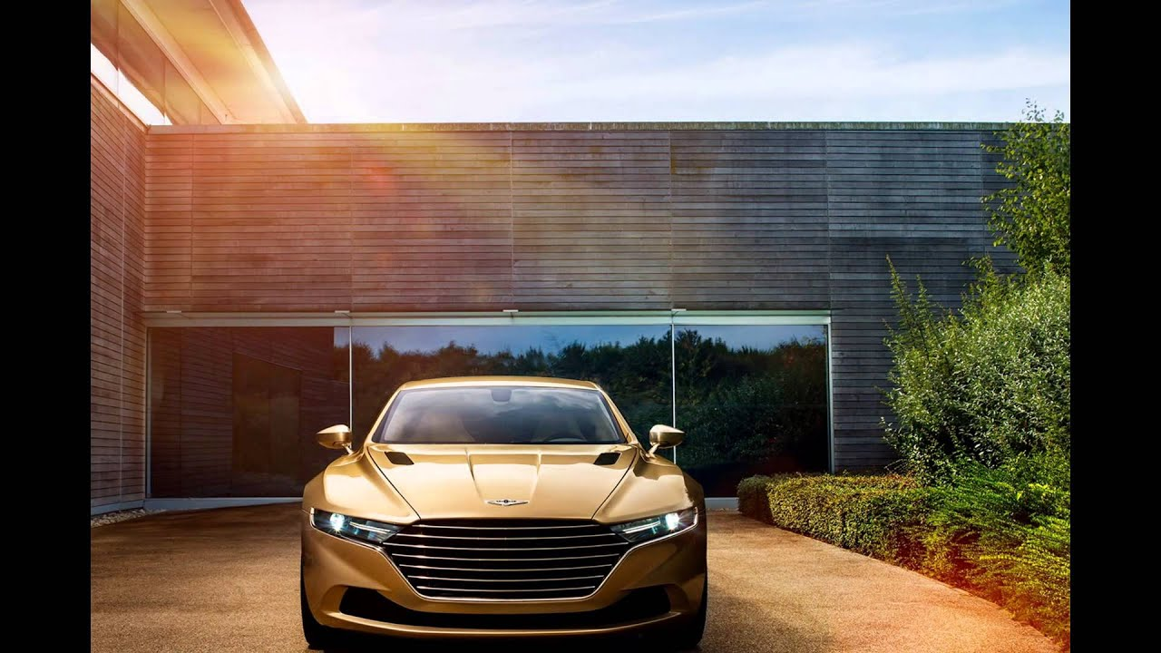 Aston Martin Lagonda Taraf Released Price YouTube - Aston martin lagonda price