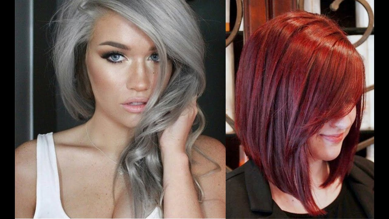 2015 Hair Color - YouTube