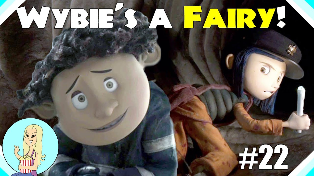 Wybie Is A Fairy In Coraline Laika Movie Analysis Youtube