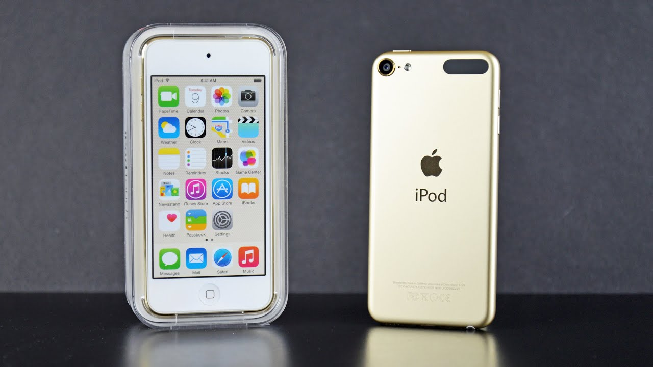 Apple Ipod Touch 6th Generation Unboxing Review Youtube