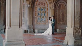 Elopement Wedding Video in New York City l SLP 뉴욕 웨딩 영상