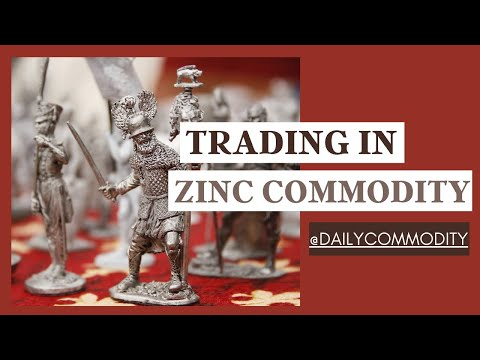 How to trade Zinc Commodity | Zinc Commodity | Zinc Futures and Options | Daily Commodity