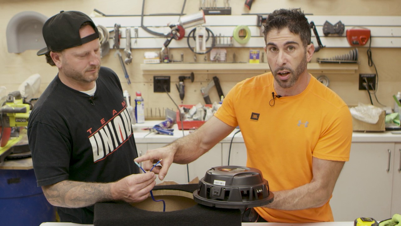 How To Build And Install A Subwoofer Enclosure Jbl Youtube Wiring Dual Voice Coil Car Tuning
