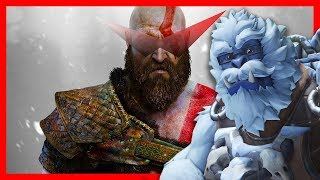 GOD OF WAR #8 BEYOND THE WALL [PS4 Pro]