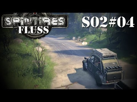 Exkursion - Spintires S02#04 [DEUTSCH|HD]