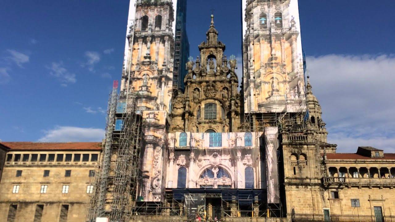 Catedral de santiago de compostela meu caminho de - Arrokabe arquitectos santiago de compostela ...