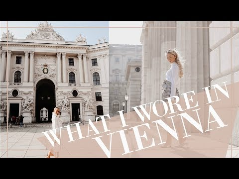 VIENNA OUTFIT DIARIES // City Guide & What I Wore // Fashion Mumblr