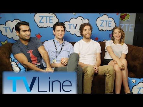 Silicon Valley   TVLine Studio Presented by ZTE  ComicCon 2016