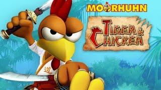 💩 Attack of Crap Games |#100 | Moorhuhn/Crazy Chicken - Tiger & Chicken (2016)