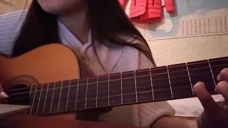 Em sẽ là người ra đi guitar cover