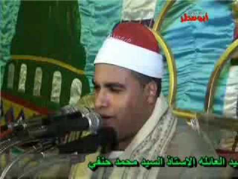 الشيخ محمود البدرى ابو عوض ومقطع رهيب من سورة النمل