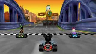 Mickey's Speedway USA (Part 2)
