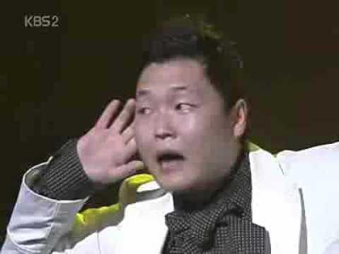 """윤도현의 러브레터 180회 싸이 (Yoon Do-hyun's Love Letter Episode 180 """"PSY"""")"""