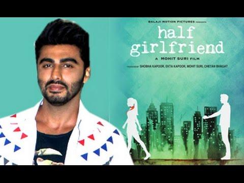 Arjun Kapoor REVEALED  his Character from ''Half Girlfriend'' | Full Interview | Shraddha Kapoor