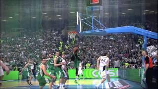 I Feel Devotion, Top 16 Round 11: Stephane Lasme, Panathinaikos Athens