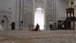 Beautiful Azan At Masjid Wilayah Kuala Lumpur Malaysia