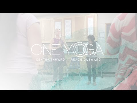 One Yoga Outreach Program Video
