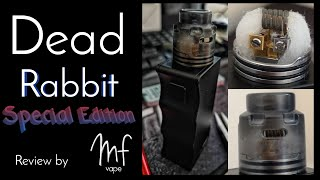 Hellvape Dead Rabbit SE Kit | 4 Caps in 1 | DR V2 deck | | Full review