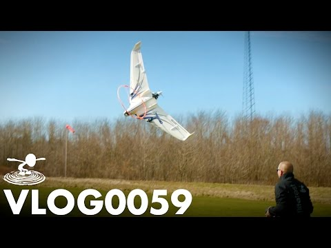 FLYING IN EXTREME WIND | VLOG0059