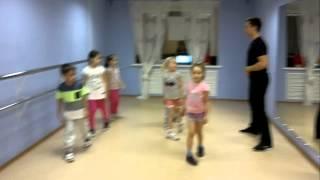 Урок хип-хопа для детей 5 - 7 лет