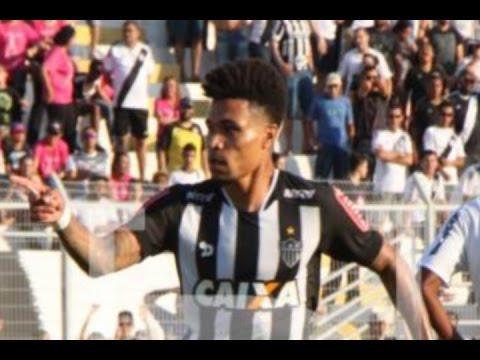 Gol Júnior Urso, Ponte Preta 1 x 2 Atlético-MG - Série A 01/10/2016