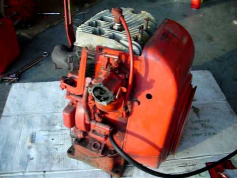 Power King Economy Wiring Diagram Starting And Tuning The 14 Hp Kohler Engine With No