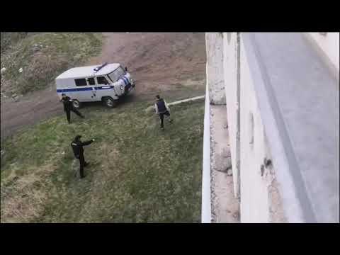 Полицейский выстрелил в жителя Новокузнецка  13 мая  2019 г