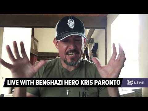 "CN Live | Benghazi Hero Kris ""Tanto"" Paronto: ""13 Hours Should Have been Called 30 Minutes"""