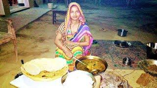 INDIAN EVENING DINNER ROUTINE 2018 || DAILY VILLAGE EVENING DINNER ROUTINE IN HINDI || DAILY ROUTINE