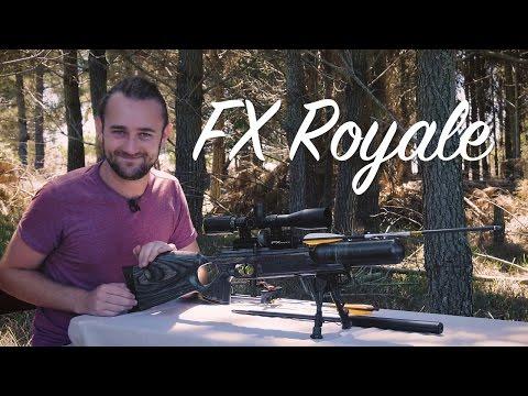 FX Royale Review: A Fantastic All-Purpose PCP