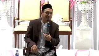 Seminar Baitul Muslim 3.0 : Sebelum Aku Bernikah - Ustaz Salim Fillah